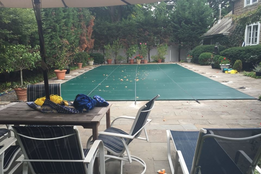 pool-covering